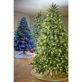 Albero di Natale artificiale attillato Mixed di 12 piedi Wesley con 1800 indicatori luminosi liberi (MY100.075)