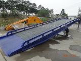 El contenedor Loading Ramp con CE Aprueba-Europ Style