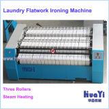 Strumentazione rivestente di ferro della lavanderia commerciale