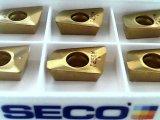 Hm90 Apkt1003pdr IC908 Iscar CNC 절단 도구 Hm90 Apkt1003pdr IC928 탄화물 삽입