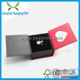 Пользовательские бумаги кольцо ювелирных изделий упаковочной коробки с красочными печать
