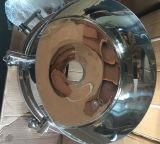 """18 de """" CirkelDeur van Manway van de Toegang van de Druk van de Vorm met het Glas van het Gezicht van het Type van Flens"""