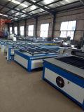 Tipo grande máquina da tabela do tamanho de estaca do plasma do CNC