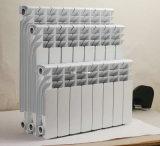 Elemento de calefacción con los radiadores del agua de la calefacción del termóstato