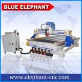 1325年中国CNCの木製の切り分ける機械、木製デザインのための木工業CNCのルーターの