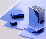 Residuo conduttivo termico di Hcr della gomma di silicone di Htv