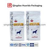 Мешки изготовленный на заказ фольги еды любимчика печатание пластичной алюминиевой упаковывая для собаки и кошачьей еды
