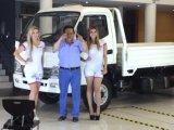 1 طن [رهد] شاحنة من النوع الخفيف لأنّ كينيا سوق