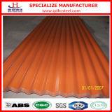 Vorgestrichenes galvanisiertes Stahldach-Blatt