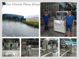 Aluminiumfenster-und Tür-Befestigungsteil-lochende Maschine mit Ebene-geöffneter materieller Ventilator-Griff-Montage Groovenotching Punchingactuator Spitze