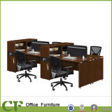 Side Cabinetの自由なCombination Office Partition