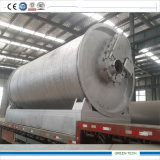 2015 Hot Sale Tire Recycling Machine Pyrolysis Waste Tire to Furnace Oil