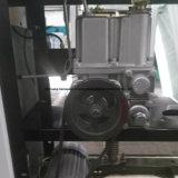 Sigle 펌프의 휘발유 역 - 2개의 전시 및 텔레비젼은 놓일 수 있다