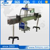 Máquina de grabado de la marca del laser de la fibra de la alta precisión 20W para la placa de identificación