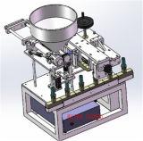 Llenador y sellador semi automáticos del tubo para la crema del ungüento
