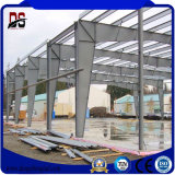 Estructura de acero de la H-Sección para el edificio/el taller del almacén