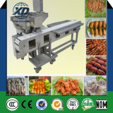Efficient High Electric Automatic Meatus Skewer Machine BBQ Skewer Machine