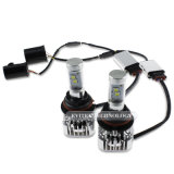 Evitek 80Wのクリー族LEDのヘッドライト9004/9007のすべての車モデルのための8000lm高い発電車LEDのヘッドライト