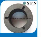 Magnete radiale del ferrito di magnetizzazione per la pompa