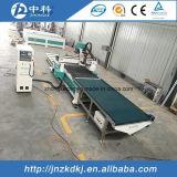 Linha de produção quente router de madeira da mobília da venda do CNC da estaca