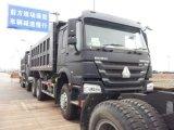Carro de vaciado de Sinotruk HOWO 6X4 371HP 18m3
