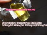 Масло Semi-Finshed основало тестостерон Enanthate для впрыски 300mg/Ml/400mg/Ml