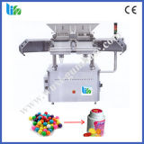 Food automático Candy Packing Machine para Soft Candy