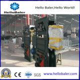 De hydraulische Verticale Pers van de Pers voor het Recycling van het Afval