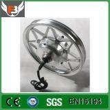 Motor integrado de la rueda de la bicicleta eléctrica