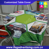 6FT e 8FT progettano il panno per il cliente misura della Tabella della fiera commerciale