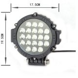 Fertigung 63W 7 Inch Epistar LED Offroad Working Light