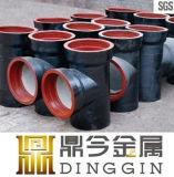 Garnitures de pipe malléables de fer
