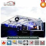 3m-60m Breiten-freies Überspannungs-Aluminiumzelt, das Lebesmittelanschaffung-Zelt für Verkauf speist