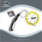 Câmara de vídeo flexível da inspeção da tubulação