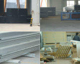 二重鋼板200の厚さ防火効力のあるPUの泡の冷蔵室のパネル
