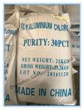 PAC (PolyChloride Alumium) 26%-28% voor Industriële de Zuiveringsinstallatie van het Water van de Verspiller