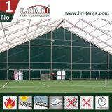 屋外スポーツのテニスのバドミントン裁判所のための最も高いピークの多角形の上の移動可能な競技場