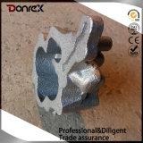 حديد بناية جزء مع سفع رمليّ يجعل في الصين