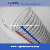 Tuyau renforcé d'aspiration de fil d'acier de PVC Hose/PVC