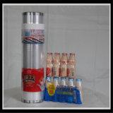 19 Mic Enige Polyolefin van de Film van de Laag POF Krimpfolie voor de Verpakking van de Drank