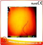 Verwarmer 1200*1200*1.5mm van de Machine van de Druk van het silicone 110V 1200W