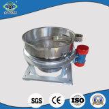 大きい容量の粉のインライン振動ふるい機械(ZPS-800)