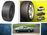 Neumático del vehículo de pasajeros, neumático de la polimerización en cadena con el certificado de Europa
