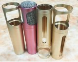 Parti del tornio di CNC per il microfono