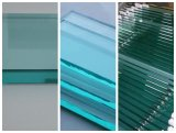 2.5-8mm 건물/가구를 위한 투명한 단련된 명확한 부유물 판유리