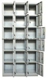Cacifo do metal de pano de 18 portas/cacifo de aço/cacifo do armazenamento