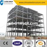 Entrepôt facile/atelier/hangar de structure métallique de Multi-Étage de construction de coût bas