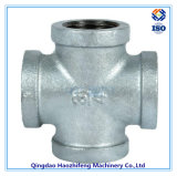 Malleable Iron Pipe Fitting, Available in 1/8 to 6 Inches