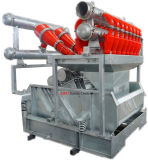 API Drilling Mud Cleaning System Fabricante