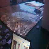 Statischer Ableiter-Karte 144PCS SMD5050 RGB 3in1 interaktives empfindliches LED Dance Floor Licht